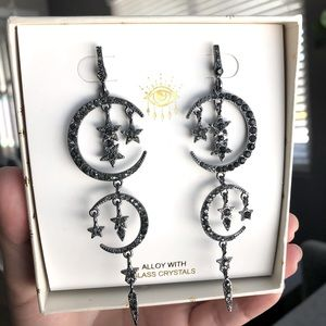 ARM CANDY The luxe Collection crystal earrings